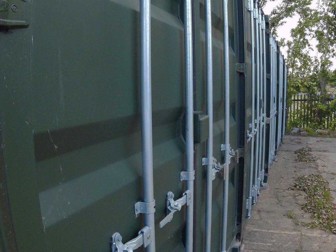 Container self storage Northampton