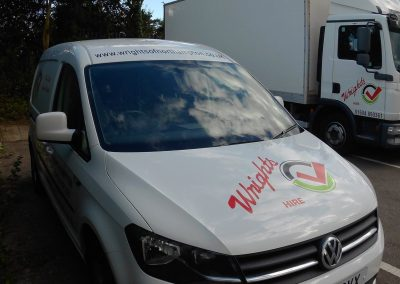 Self drive van hire in Northampton