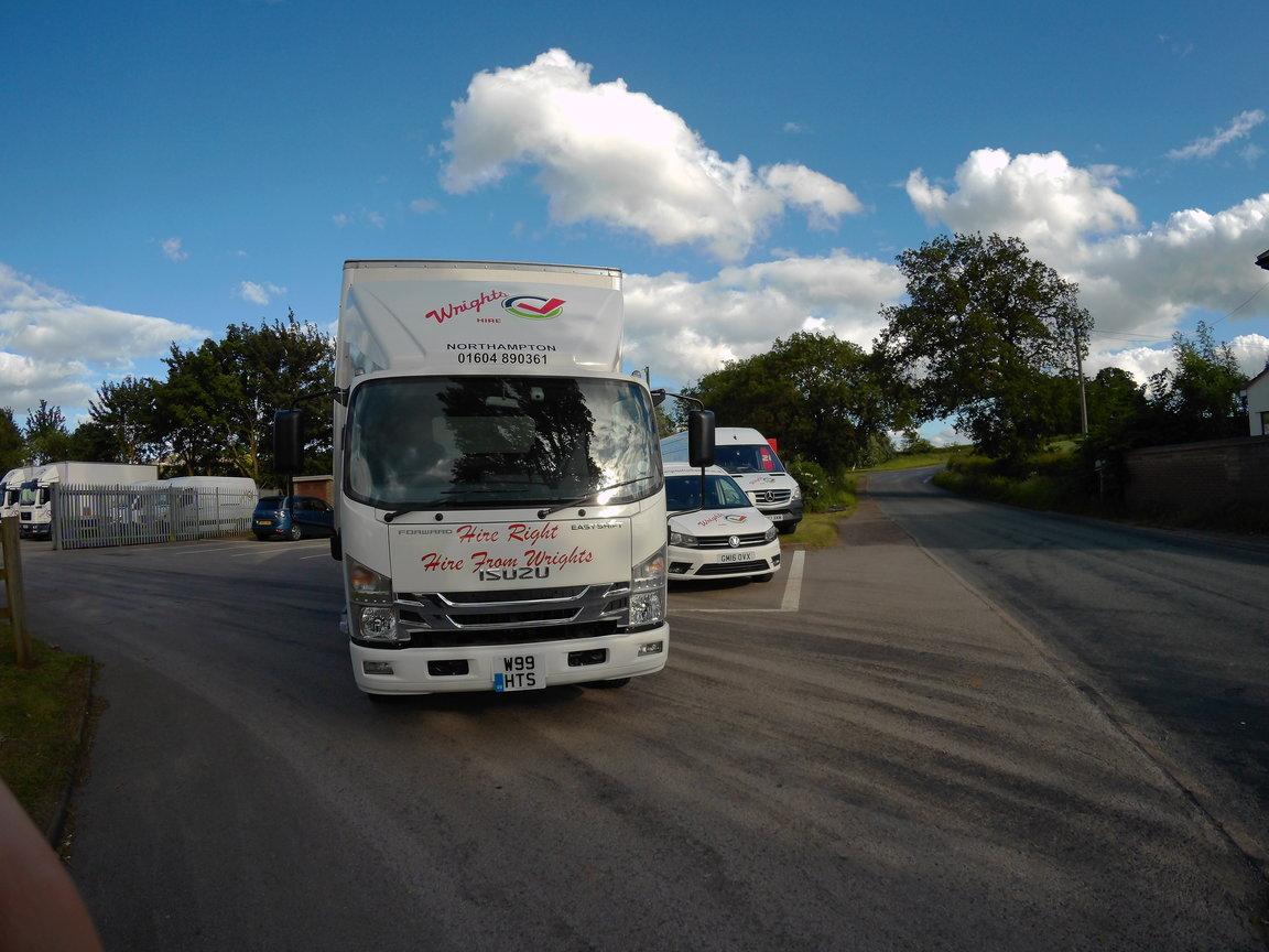 Truck and Van Hire in Northampton